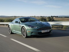 aston martin dbs racing green pic #49826