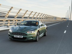 aston martin dbs racing green pic #49829