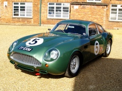 DB4 GT Zagato photo #50457