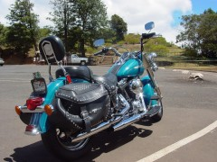 harley-davidson flstc heritage softail classic pic #22213
