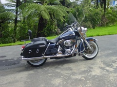 harley-davidson flhrci road king pic #22844