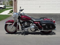 harley-davidson flhrci road king pic #22848