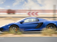 mclaren mp4-12c spider pic #103858