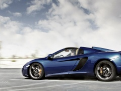 mclaren mp4-12c spider pic #103859