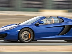 mclaren mp4-12c spider pic #103864