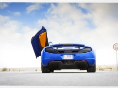 mclaren mp4-12c spider pic #103865