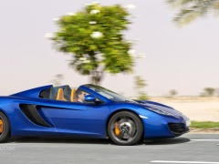 mclaren mp4-12c spider pic #103866