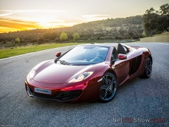 McLaren MP4-12C Spider pic