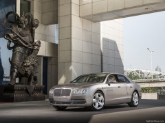 bentley continental flying spur pic #100933