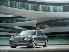 bentley continental flying spur pic #100935