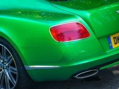 bentley continental gt speed pic #117565