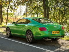 bentley continental gt speed pic #117566