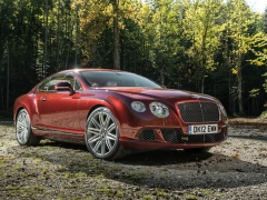 bentley continental gt speed pic #117568