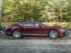 bentley continental gt speed pic #117572