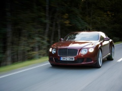 bentley continental gt speed pic #117573