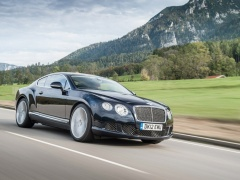 bentley continental gt speed pic #117574
