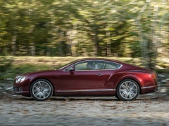 bentley continental gt speed pic #117576