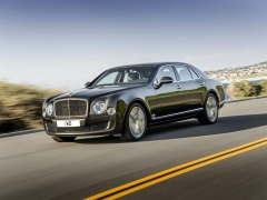 bentley mulsanne pic #129036