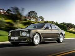 bentley mulsanne pic #129037