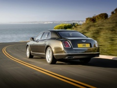 bentley mulsanne pic #129038