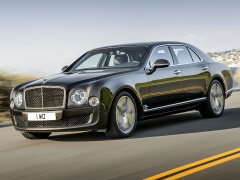 Mulsanne Speed photo #130448