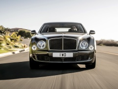 bentley mulsanne speed pic #130449