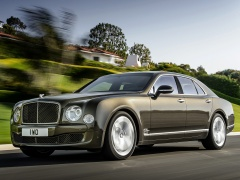 bentley mulsanne speed pic #130451