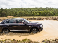 bentley bentayga pic #175982
