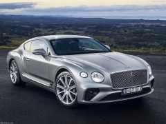 bentley continental gt pic #190912