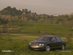 bentley continental flying spur pic #25107