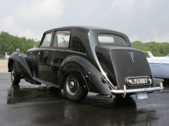 bentley mk vi saloon pic #36305