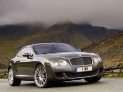 Bentley Continental GT Speed pic