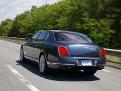 bentley continental flying spur speed pic #56428