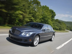 bentley continental flying spur speed pic #56432