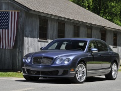 bentley continental flying spur speed pic #56434