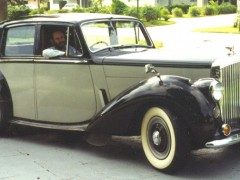 bentley mk vi saloon pic #6216