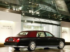 bentley arnage limousine pic #6242