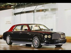 bentley arnage limousine pic #6243