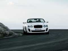 Bentley Continental Supersports Convertible pic