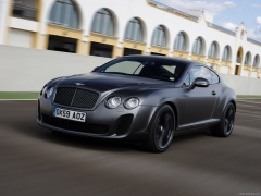bentley continental supersports pic #72743