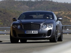 bentley continental supersports pic #72745