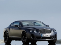 Bentley Continental Supersports pic
