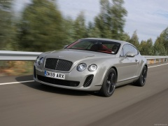 bentley continental supersports pic #72753