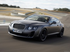 bentley continental supersports pic #72756