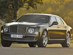 Bentley Mulsanne pic