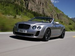 bentley continental supersports convertible pic #74457
