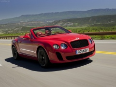 bentley continental supersports convertible pic #74460