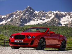 bentley continental supersports convertible pic #74462