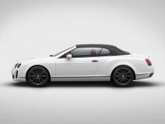 bentley continental supersports convertible pic #92059