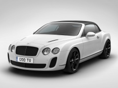 bentley continental supersports convertible pic #92060